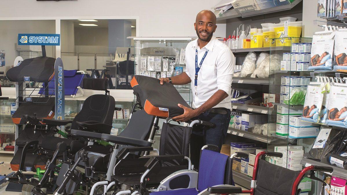 Assistance Antilles Santé : 1000 références de matériel médical