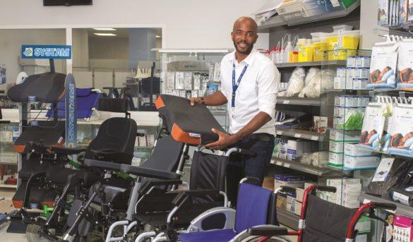 Matériel médical - Assistance Antilles Santé