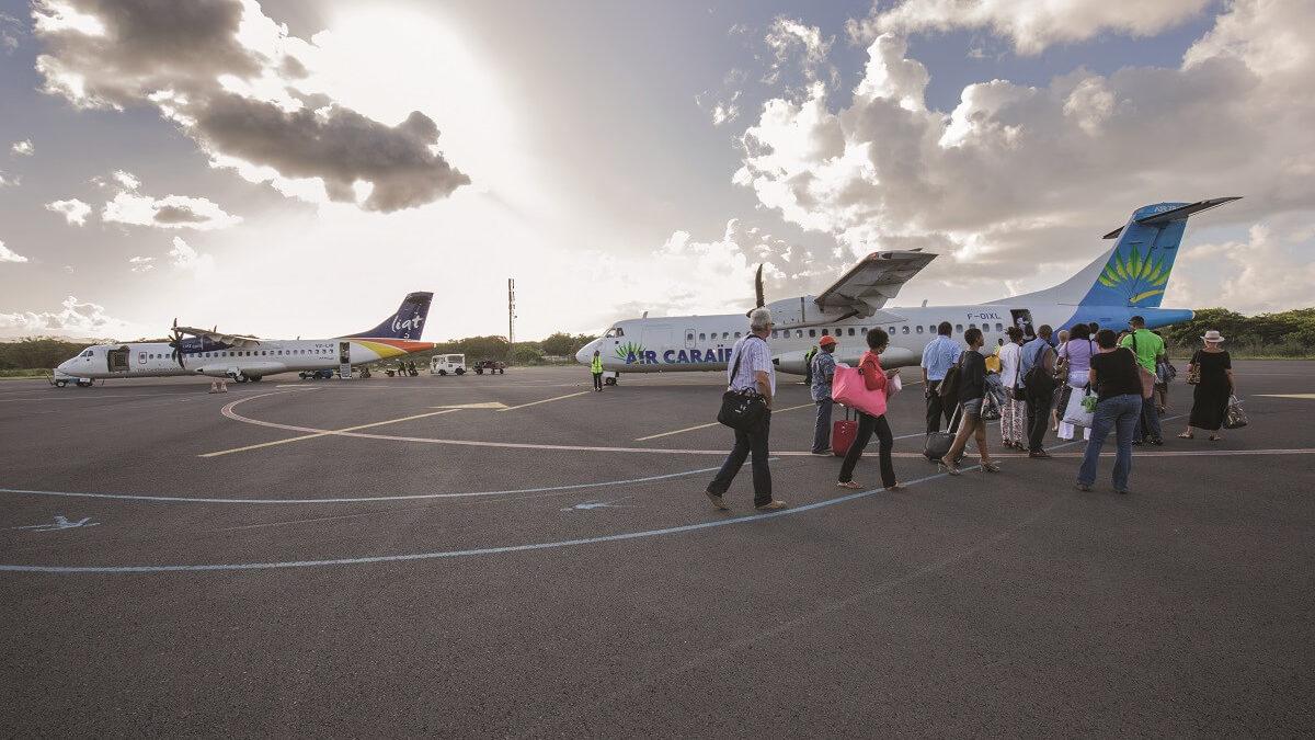 Caribsky d'Air Antilles : Et le ciel des Caraïbes devint plus grand