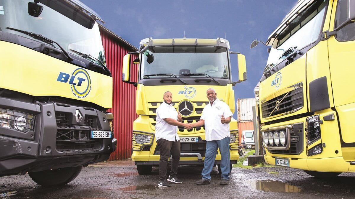 BLT : transporteur né, opérateur logistique expert