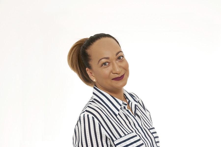 Kelly Guesde, participante au meetup Elles entrepreneures Guadeloupe