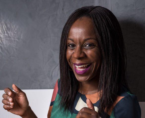Karelle Mbobda d'Orange Entreprises Caraibes