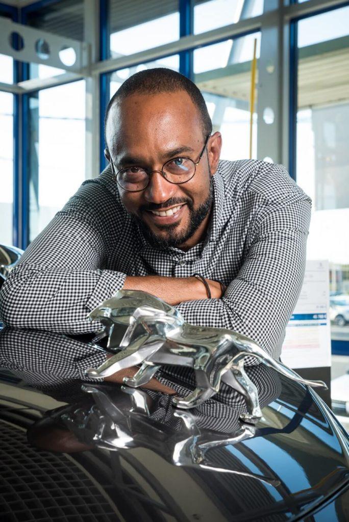 Jean-Luc Otvas, responsable de la concession Peugeot Auto Guadeloupe Baillif
