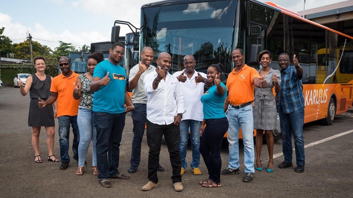 La STAC : offrir la meilleure mobilité à tous les Guadeloupéens