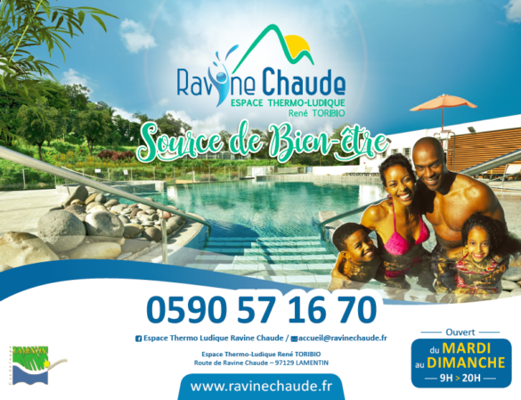 Visuel de Ravine Chaude en Guadeloupe
