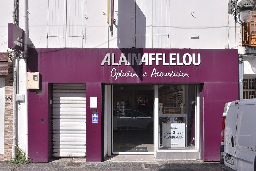 Centre Alain Afflelou de Basse-Terre en Guadeloupe