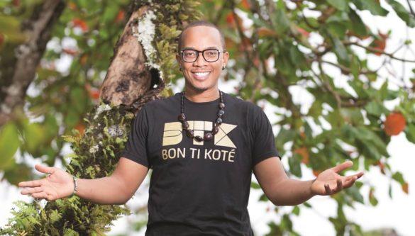 Créateur du guide touristique en ligne Bon Ti Koté