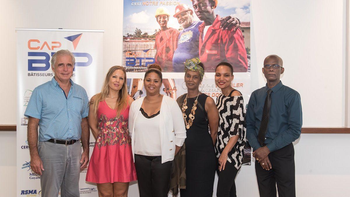 Cap'BTP : valoriser le BTP auprès des jeunes guyanais