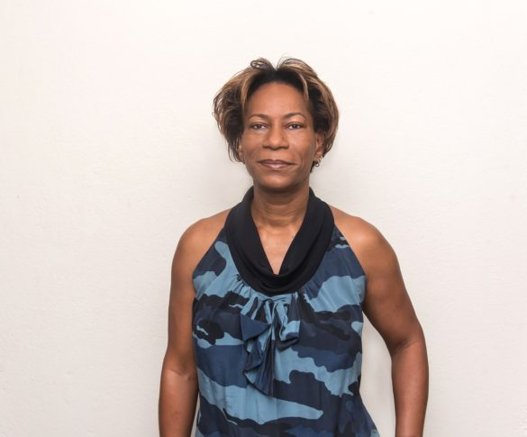 Régine Smock, coordinatrice de la Maison Digitale Fondation Orange de Matoury en Guyane