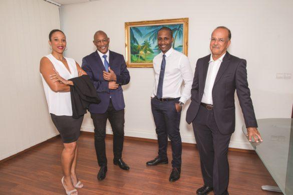 Membres du cabinet Les Avocats Réunis en Martinique