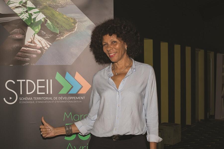 Marinette Torpille, à la présentation du STDEII