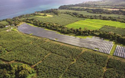 Panneaux solaires en Martinique