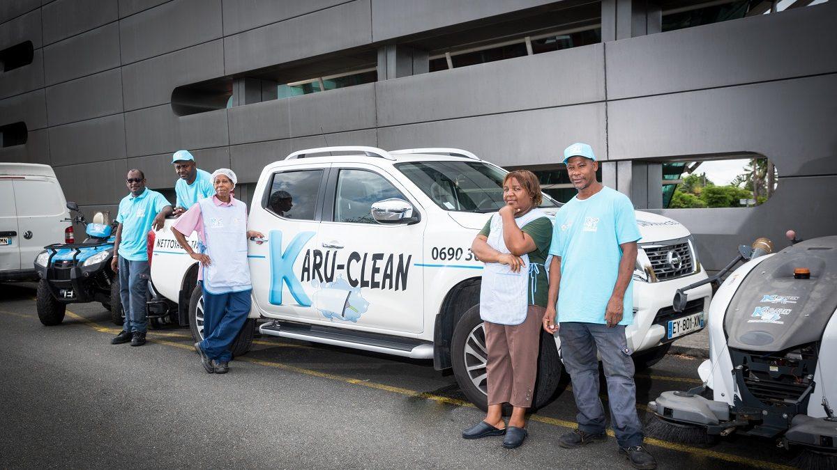 Karu-Clean : une entreprise de nettoyage industriel de référence
