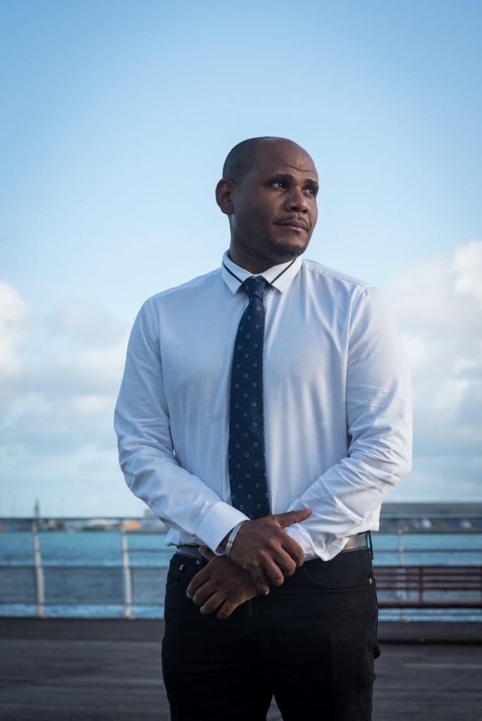 Loic Martol de Réflex' Guadeloupe