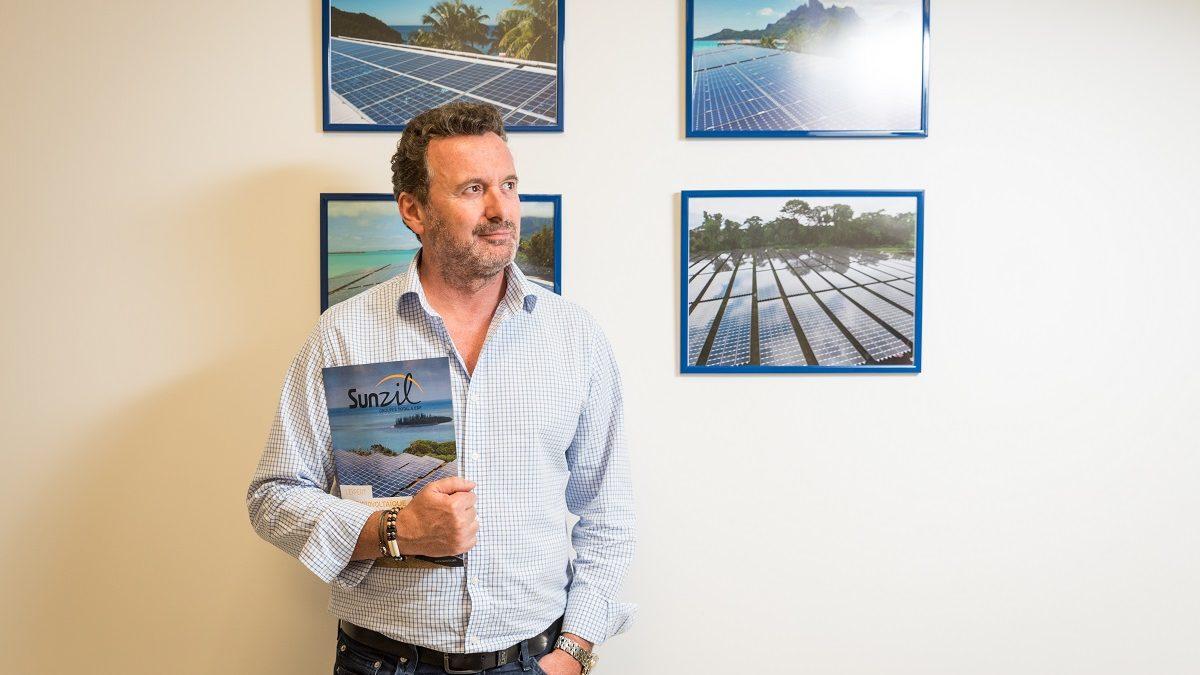 SUNZIL, expert de l'énergie solaire en Outre-mer