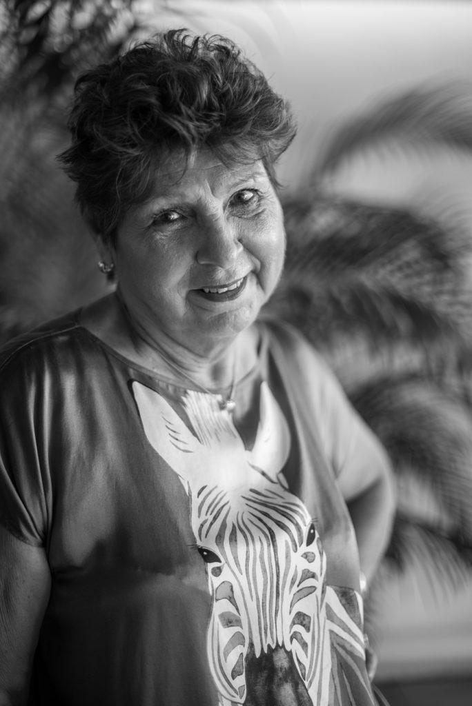 Josy Anne Del Vecchio du club Soroptimist de Pointe-à-Pitre