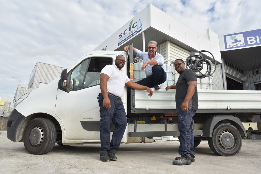 Entreprise SCIC en Guadeloupe