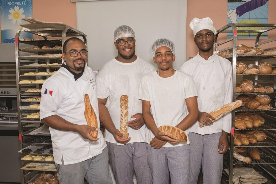 Fête du pain du CMAR Martinique