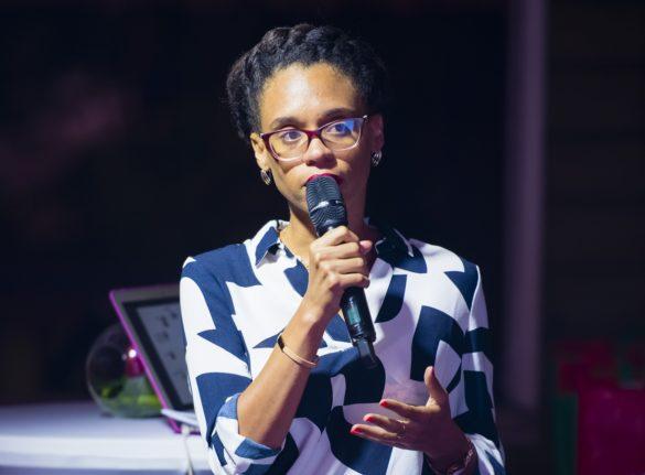 Madly Schenin-King du Cabinet Majorine, spécialisé dans le conseil en tourisme