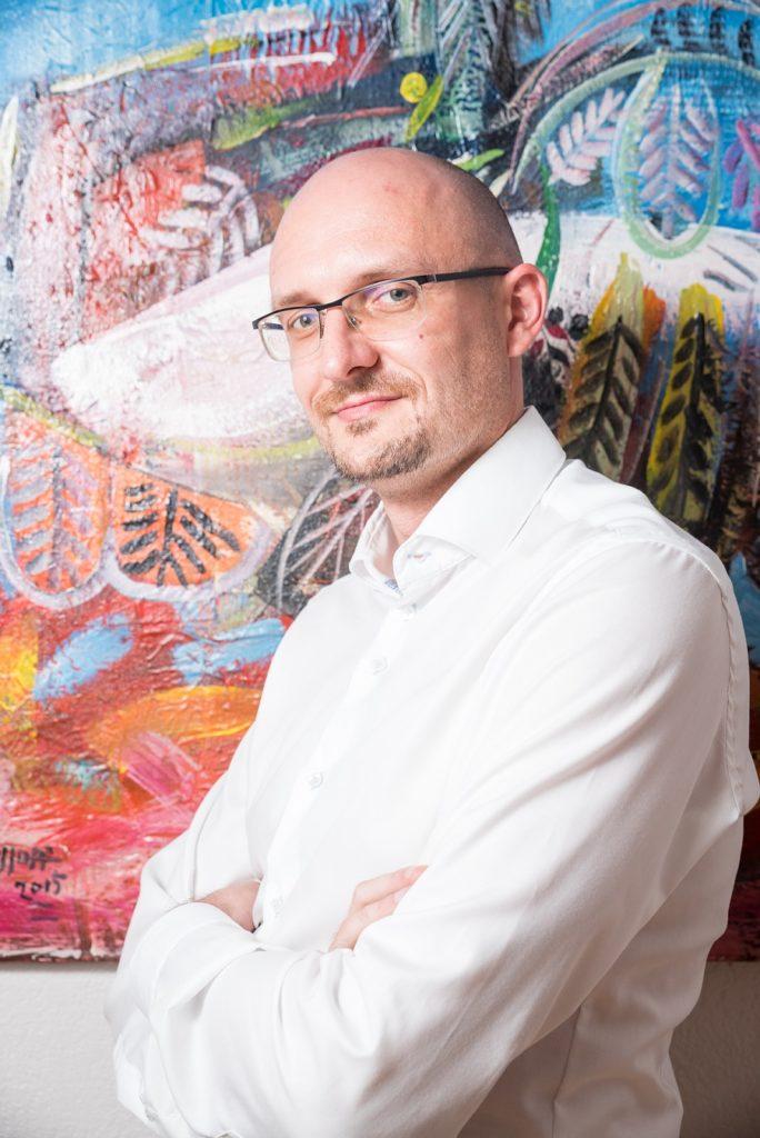 L'avocat Nicolas Mollet du cabinet DFM en Guadeloupe