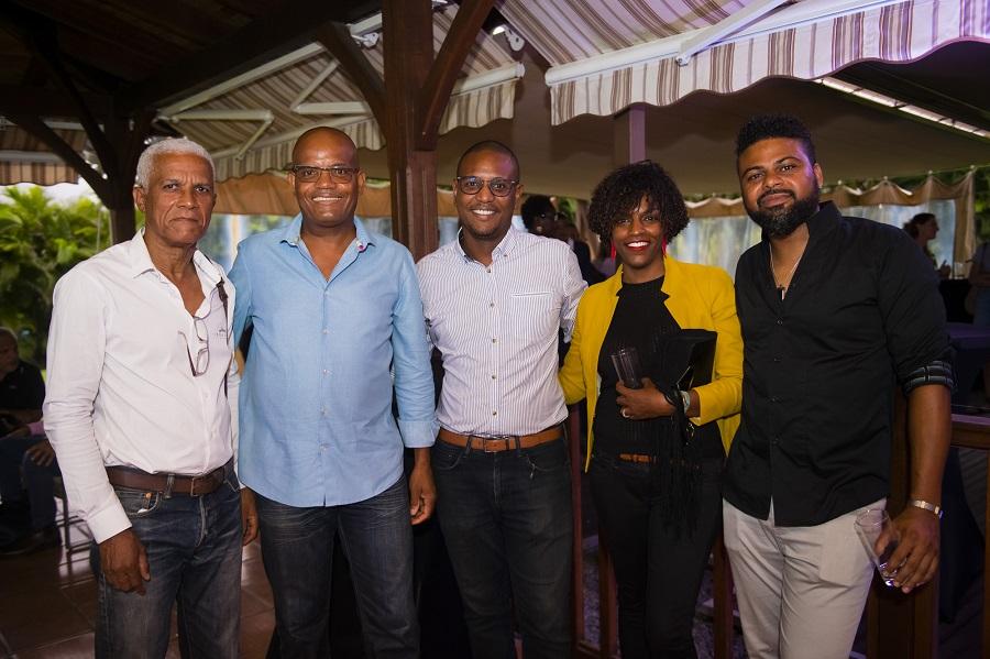 Différents lauréats du label Qualité Tourisme attribué par la CCIM