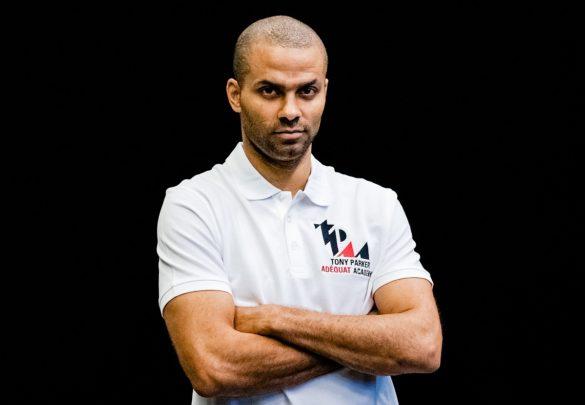 Tony Parker, parrain du CFA Kalamus en Guadeloupe