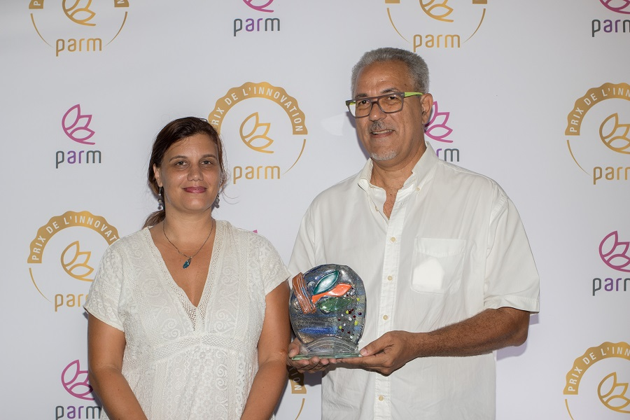 La Mauny, lauréat du Prix de l'Innovation 2019 du PARM