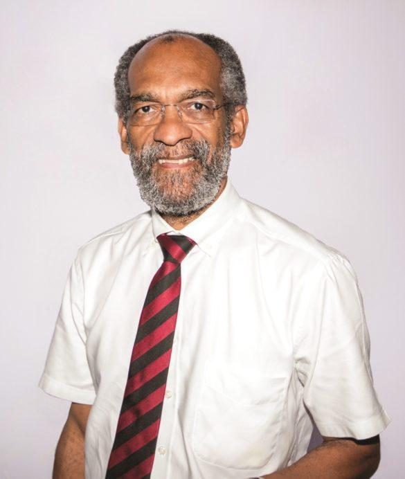 Bernard Edouard, du Medef Martinique
