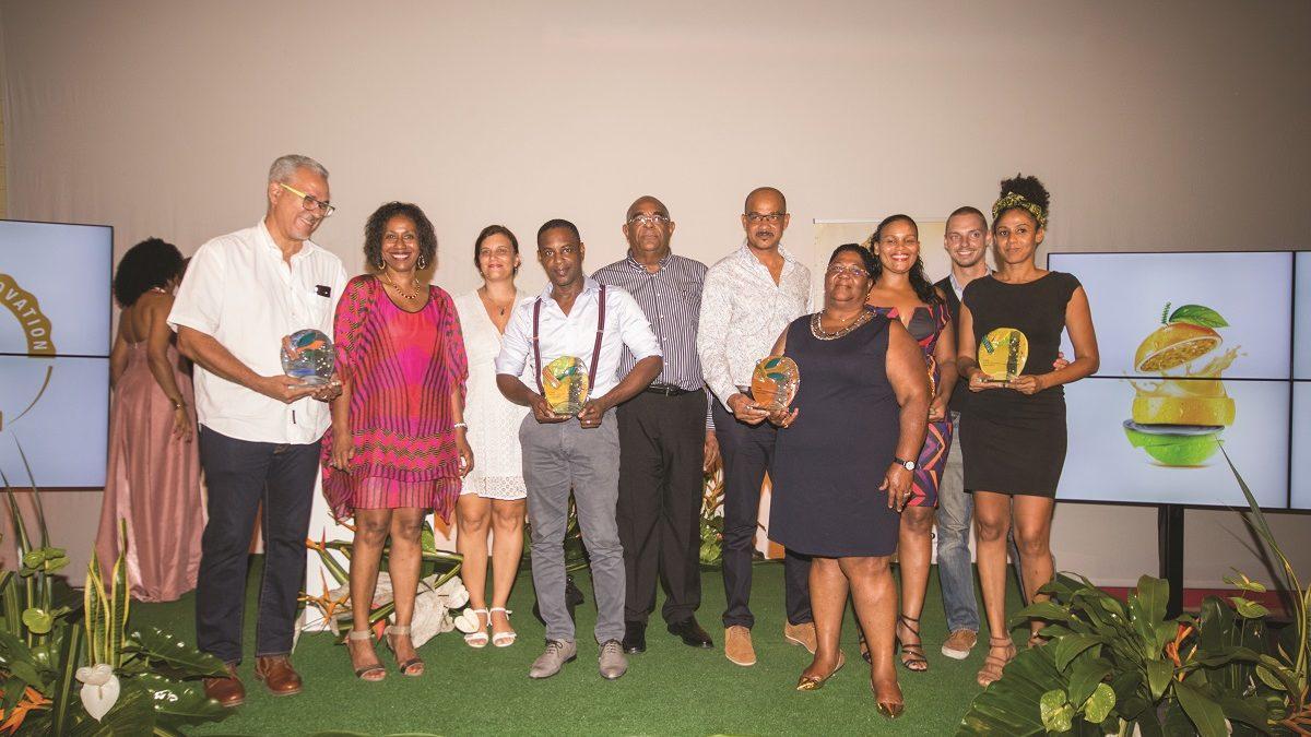 Le PARM récompense les innovations alimentaires en Martinique