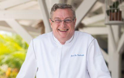 Chef du restaurant Le Mango en Guadeloupe