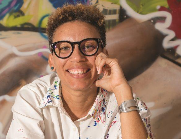 Stéphanie Pécôme, directrice de Réseau Entreprendre Martinique
