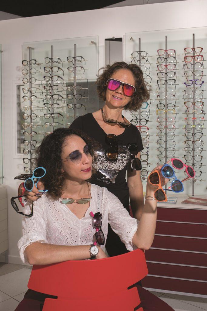 Lunettes de soleil pour enfants chez l'opticien Clin d'œil Cluny