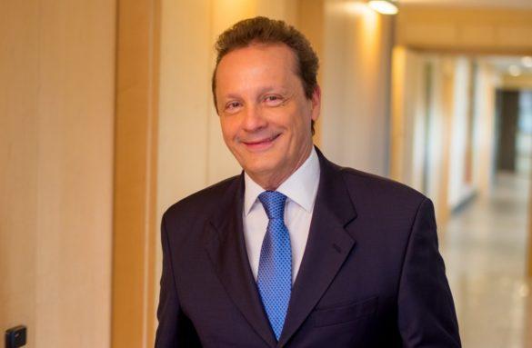 Bruno Blandin, président du MEDEF Guadeloupe