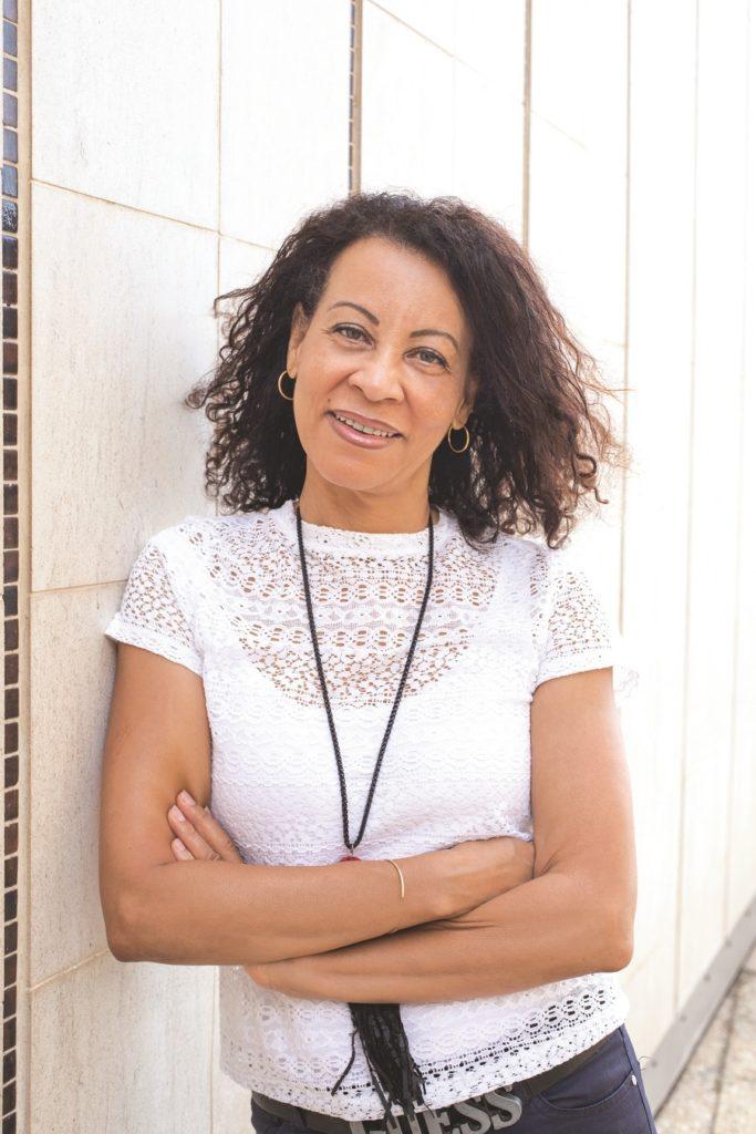 Rita Famibelle, de l'assurance Amom