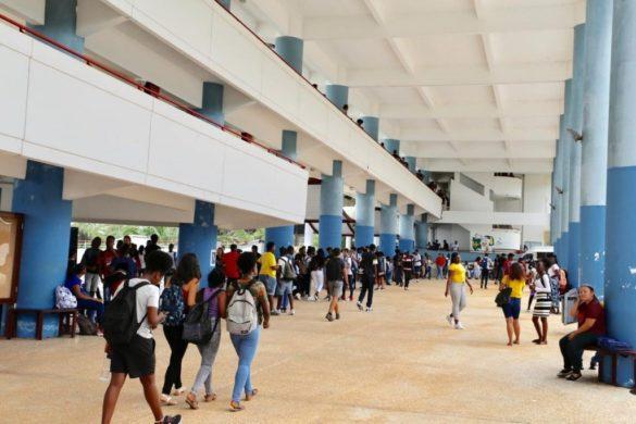 Etudiants guyanais éligibles aux aides territoriales aux étudiants de la CTG