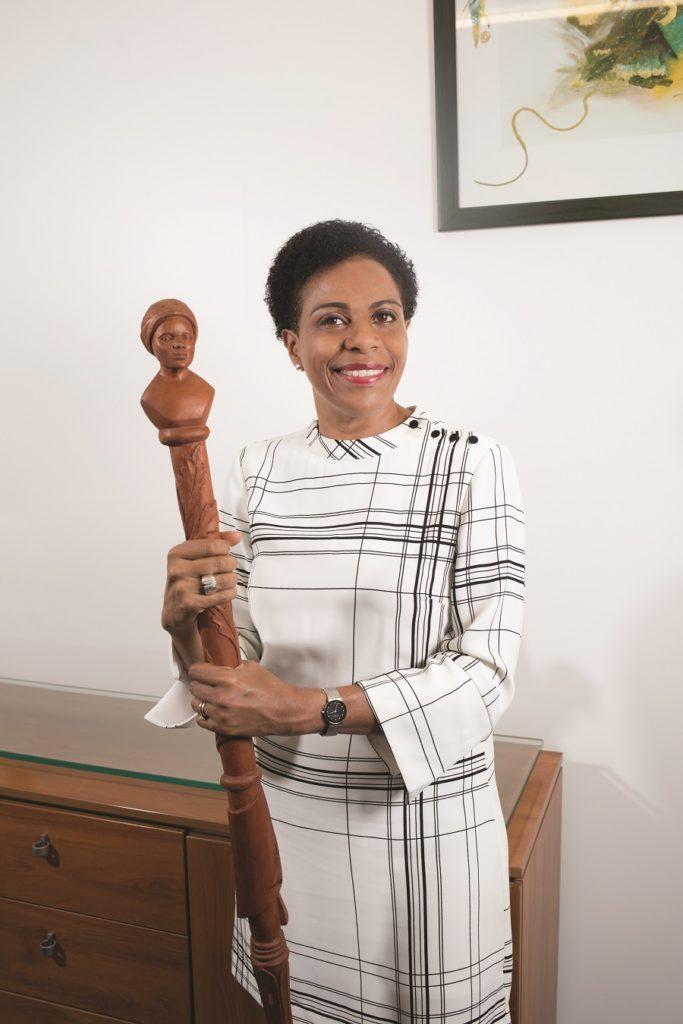 Laurence Hunel Ozier-Lafontaine, Bâtonnier en Martinique