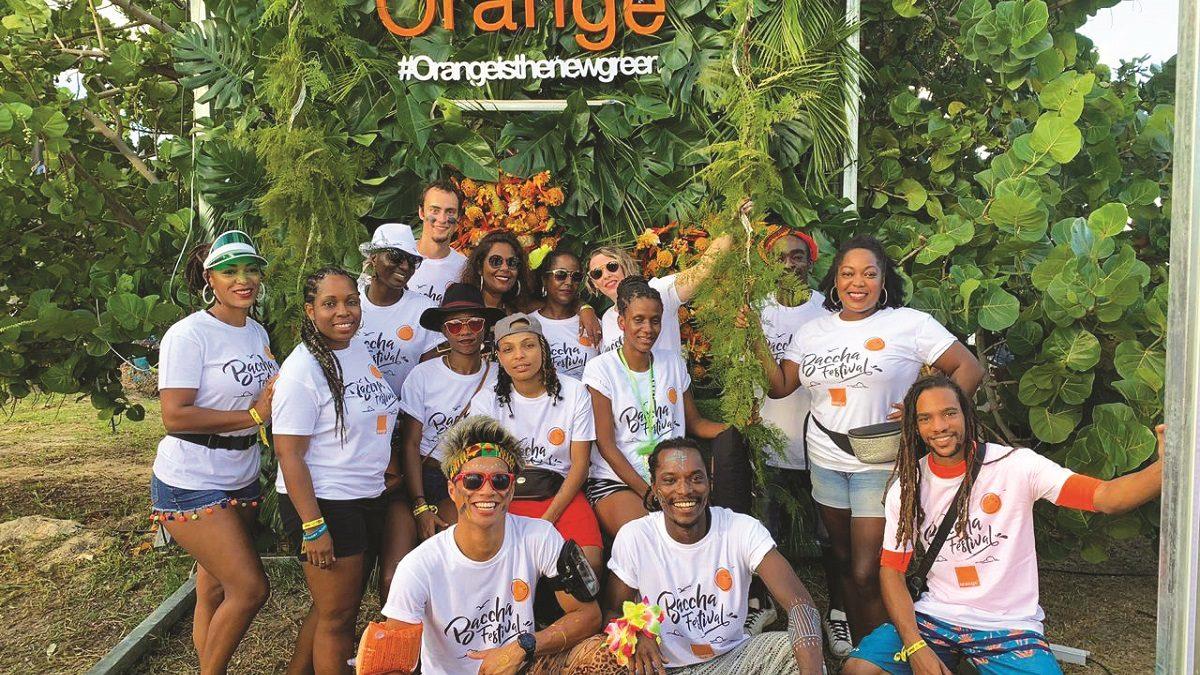 « Orange is the new green », pour des festivals éco-responsables