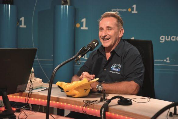 Philippe Guy, directeur de la SARA Energies Nouvelles