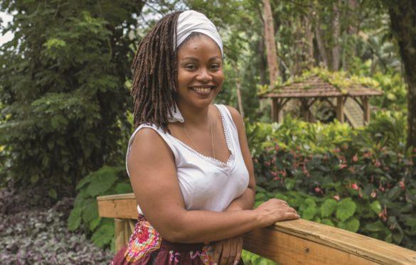 Maité Doré, créatrice de l'institut Santé Kow Bien et membre de Bizness Mam