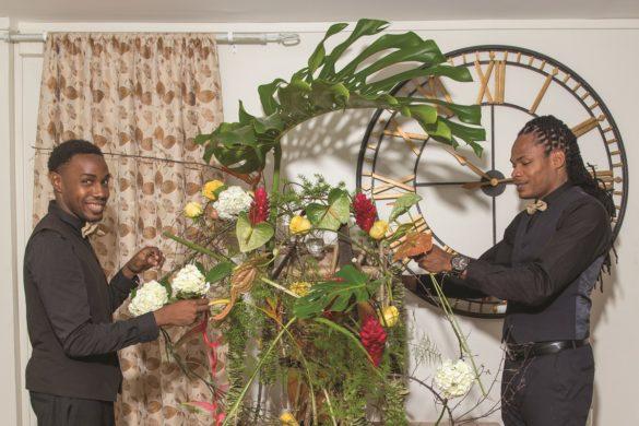 Créateurs de décor funéraire chez Caribbean Floral design