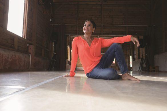 Christiane Emmanuel, danseuse et chorégraphe