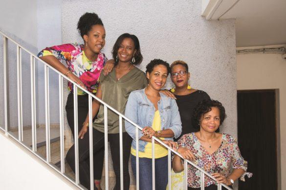 Equipe du pôle responsable des Packs formation de la CMAR Martinique
