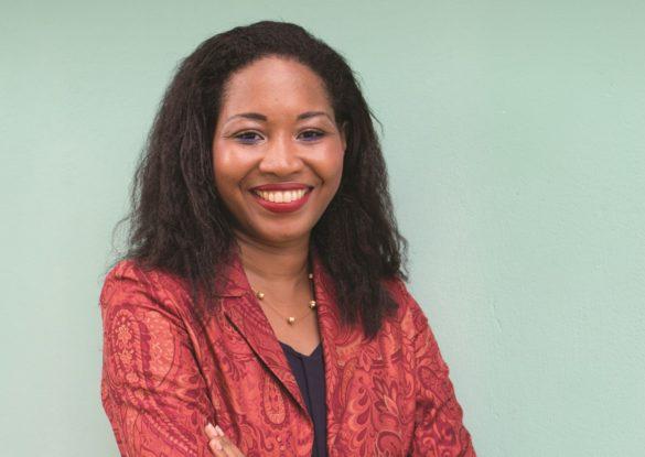 Cindy Chéry du cabinet Commodo Conseils, accompagne la reconversion professionnelle