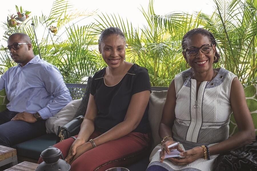 Evenement Dejeun'up d'Ecofip au Cloud en Martinique