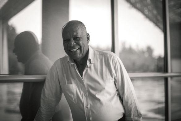 Daniel Etienne Erlong, créateur de l'entreprise ICM en Guadeloupe