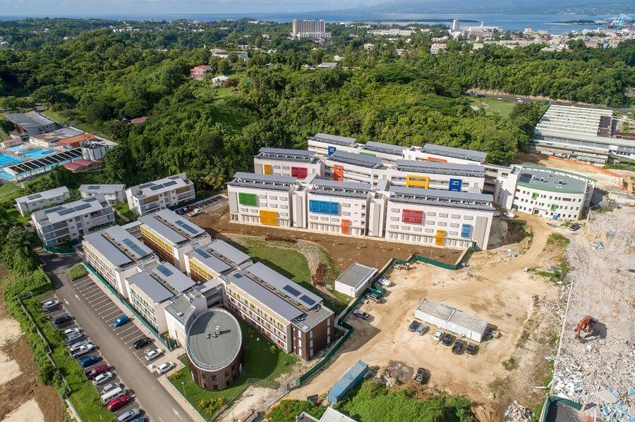 Réalisation de l'entreprise ICM en Guadeloupe