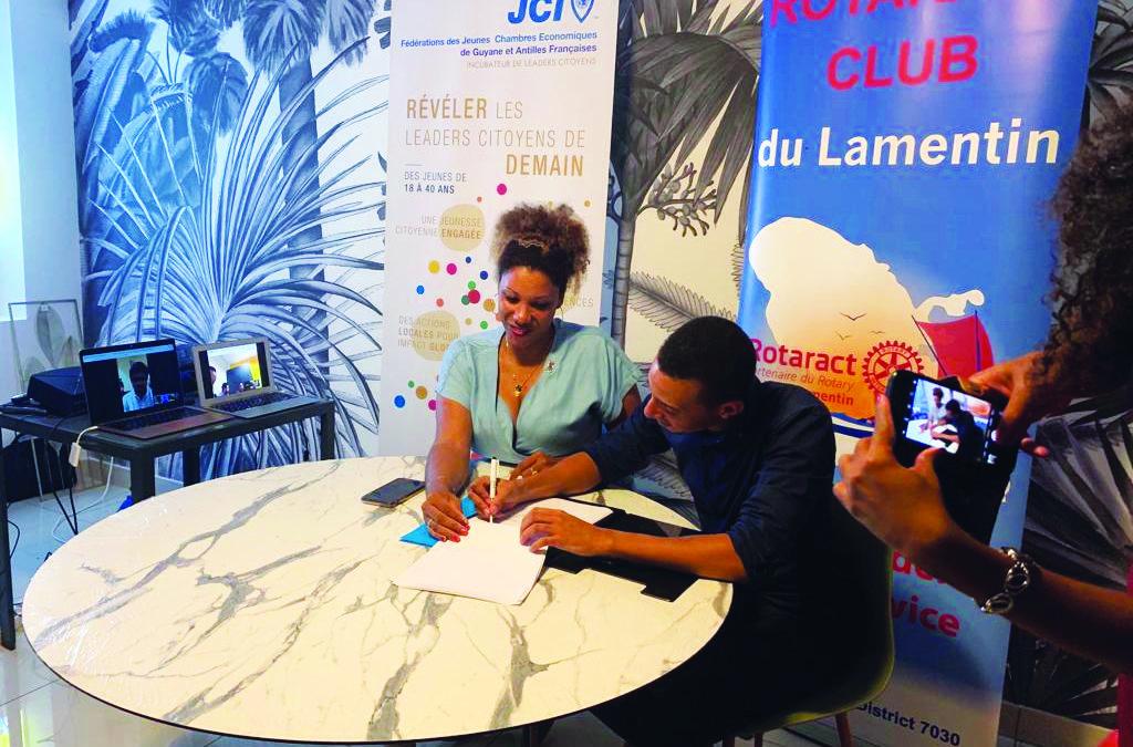 Le Réseau Jeunesse, pour s'engager localement aux Antilles-Guyane