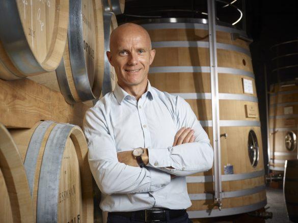 Thomas Drouineau, directeur de la Maison Kressmann