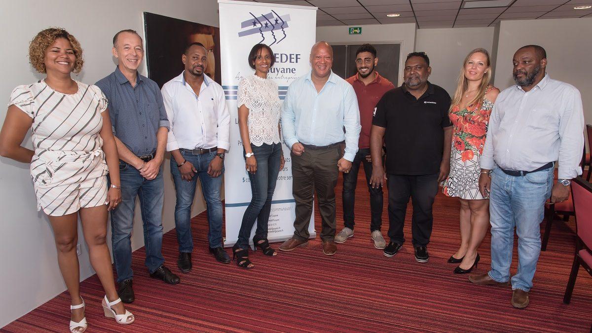 Retour sur le forum de rentrée 2019 du Medef Guyane