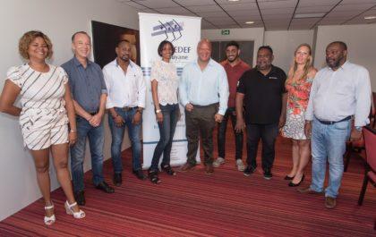 Forum de rentrée du Medef Guyane